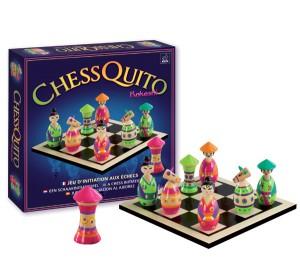 Chessquito kokeshi Sentosphère