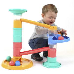 Brinquedo de manipulação Rolling balls