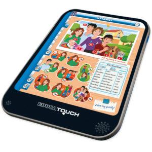 Educa Touch Aprendo inglês Educa Borras